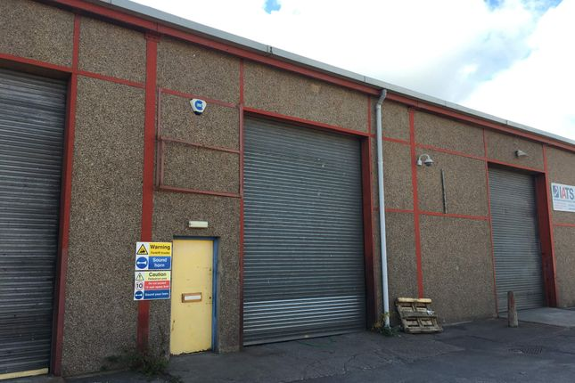 Light industrial to let in 18 Walker Place, Inverness