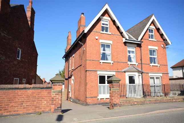 Thumbnail Semi-detached house for sale in Nottingham Road, Ripley