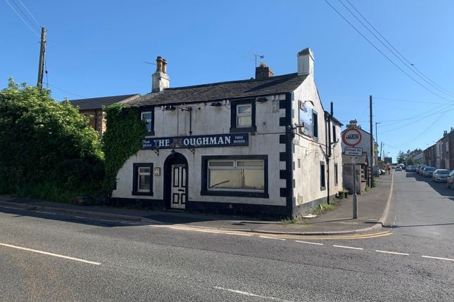 Thumbnail Land for sale in Maryport Road, Dearham, Maryport