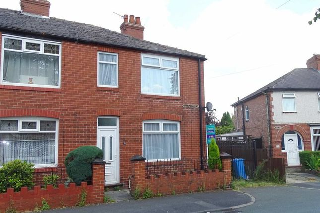 Thumbnail End terrace house to rent in Shepley Street, Failsworth, Failsworth Manchester
