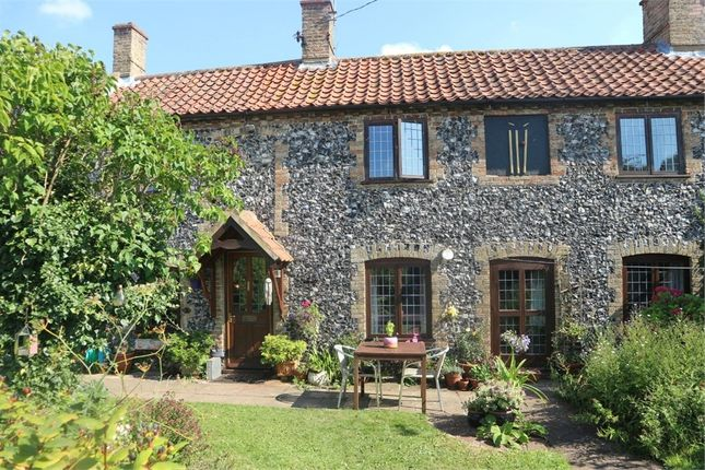 Thumbnail Cottage for sale in Cross Lane, Northwold, Thetford, Norfolk