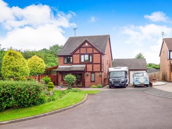 Thumbnail Detached house for sale in Brechin Close, Arnold, Nottingham, Nottinghamshire