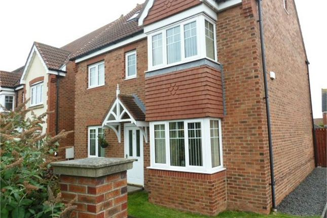 Thumbnail Detached house for sale in Stakeford Lane, Choppington, Northumberland