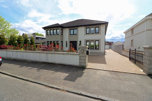 Thumbnail Detached house for sale in Broomcroft Road, Newton Mearns