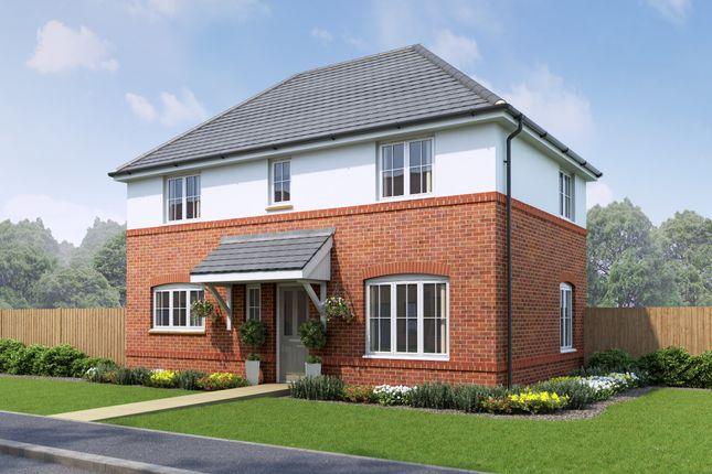 Thumbnail Detached house for sale in Rossmore Road East, Ellesmere Port