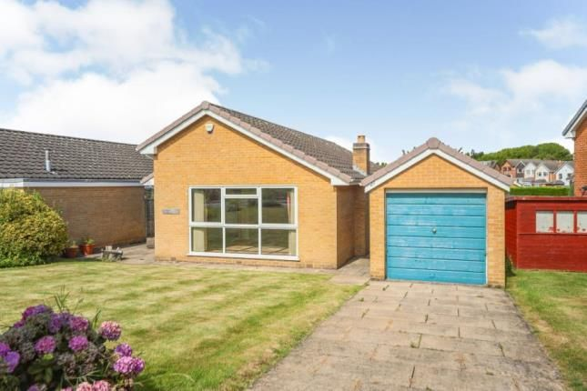 Thumbnail Bungalow for sale in Teesdale Road, Ridgeway, Sheffield, Derbyshire