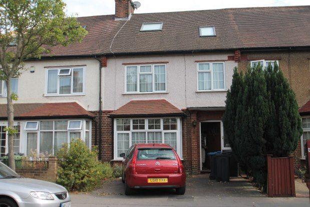 Thumbnail Property to rent in Tenterden Road, Croydon