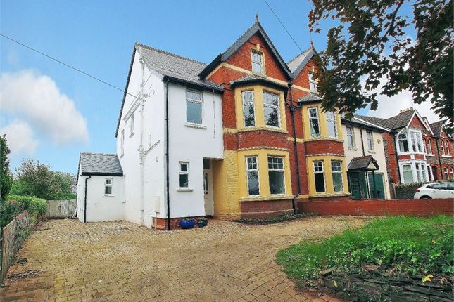 Thumbnail Semi-detached house for sale in Station Road, Llanishen, Cardiff