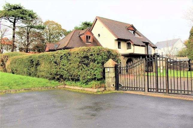 Thumbnail Detached house for sale in Mayals Road, Mayals, Swansea