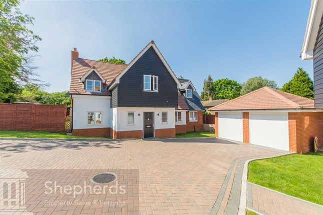 Thumbnail Detached house for sale in Latton Mews, Tye Green Village, Harlow, Essex