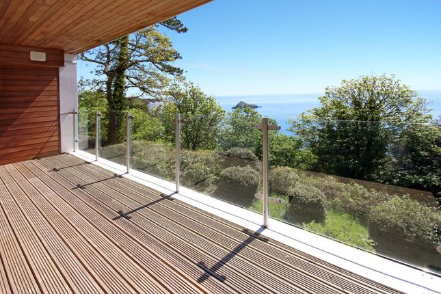 Thumbnail Flat for sale in Thatcher View Lincombe Manor, Torquay