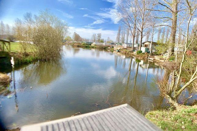 Lake View of Billing Aquadrome Holiday Park, Northampton, Northamptonshire NN3