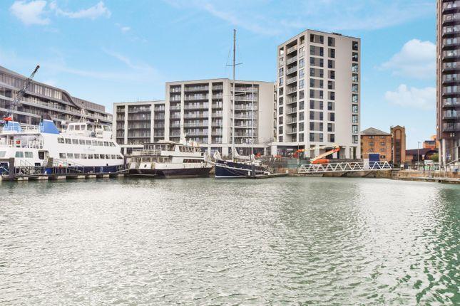 Thumbnail Flat to rent in Alexandra Wharf, Maritime Walk, Southampton