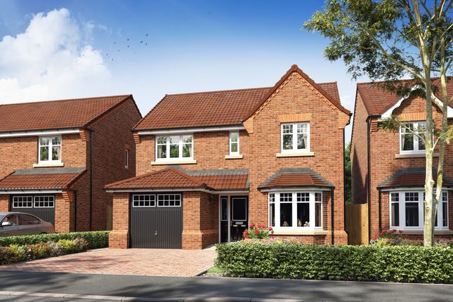"""4 bed detached house for sale in """"Plot 58 - The Nidderdale"""" at Nethermoor Drive, Wickersley, Rotherham S66"""