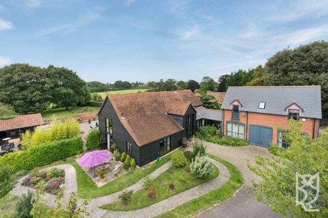 Thumbnail Property for sale in Colchester Road, West Bergholt, Essex