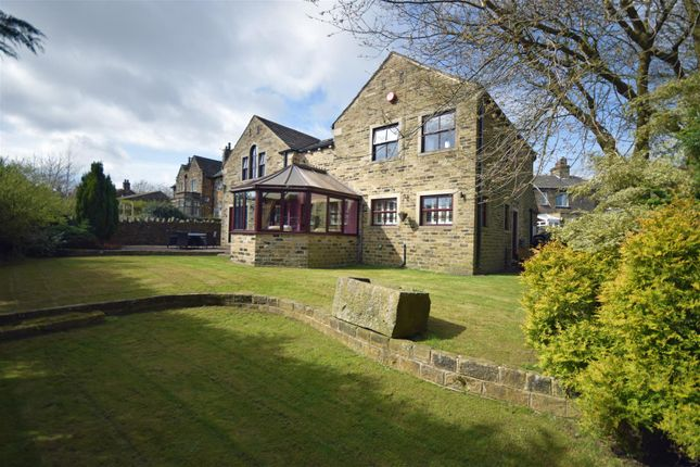 Thumbnail Detached house for sale in The Willows, 103A Shelf Hall Lane, Shelf, Halifax