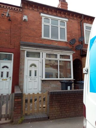Thumbnail Terraced house to rent in Blake Lane, Birmingham