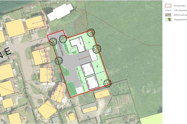 Thumbnail Land for sale in Meadow Dene, East Ayton, Scarborough