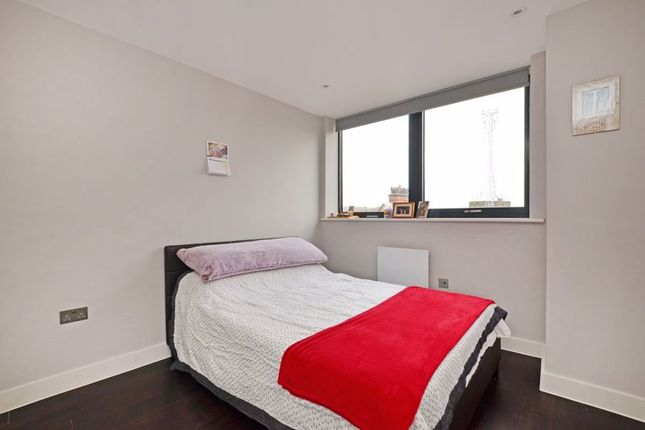 Bedroom of Apt 48, The Fitzgerald, West Bar, Sheffield S3