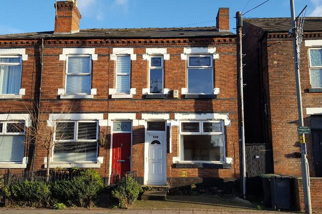 Thumbnail Terraced house to rent in Derby Road, Stapleford, Nottingham