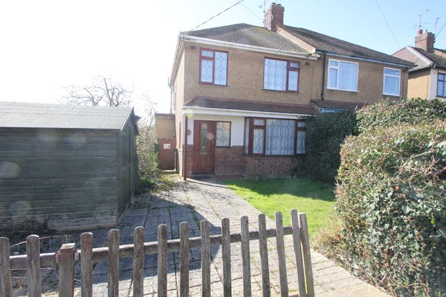 Thumbnail Semi-detached house for sale in Tudor Way, Hawkwell, Hockley