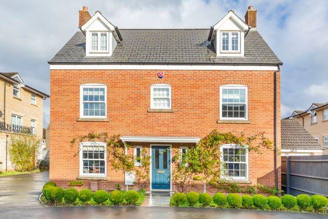 Thumbnail Detached house for sale in Kings Croft, Long Ashton, Bristol