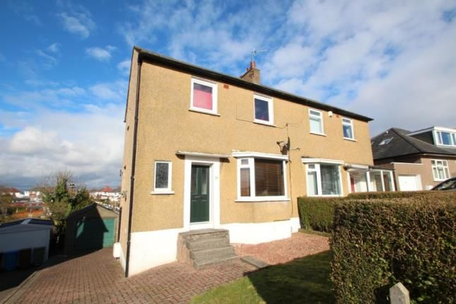 Thumbnail Semi-detached house for sale in Sunnybank Drive, Clarkston, East Renfrewshire
