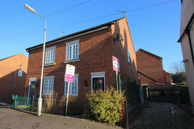 Thumbnail Semi-detached house for sale in Eldon Street, Tuxford, Nottinghamshire