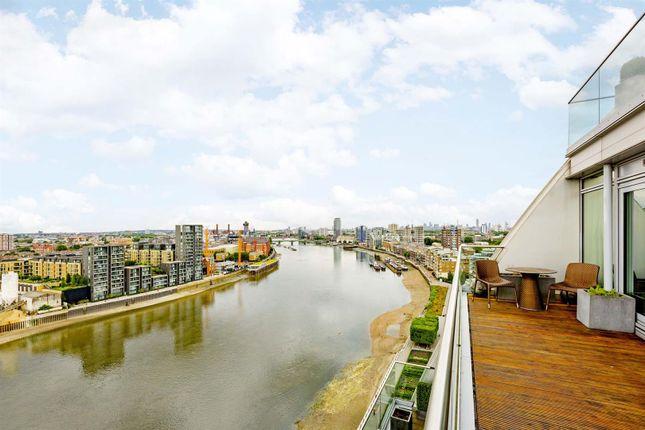 River View of Ascensis Tower, Juniper Drive, Battersea Reach, Battersea Reach, London Sw118 SW18