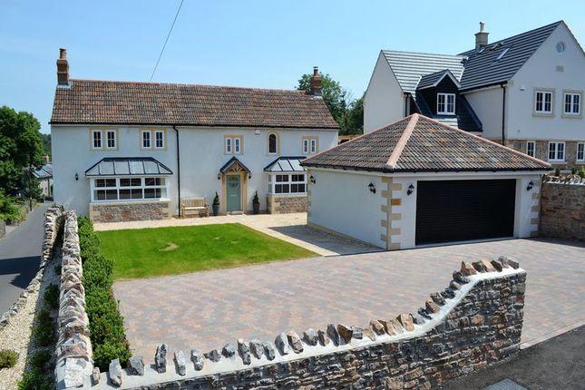 Thumbnail Detached house for sale in Binegar Lane, Gurney Slade, Radstock