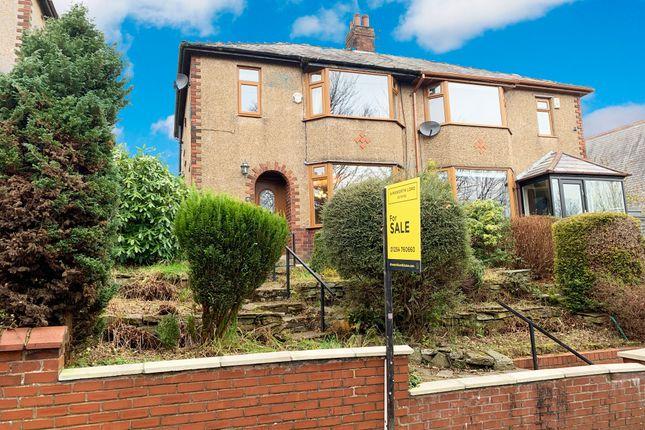 Thumbnail Semi-detached house for sale in Sandy Lane, Darwen