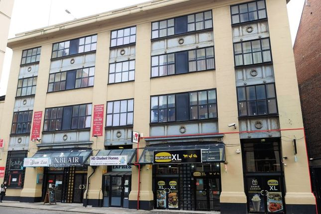 Thumbnail Commercial property to let in Waterloo Street, Newcastle Upon Tyne