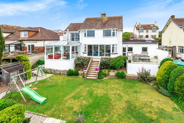 Thumbnail Detached house for sale in Barcombe Heights, Preston, Paignton