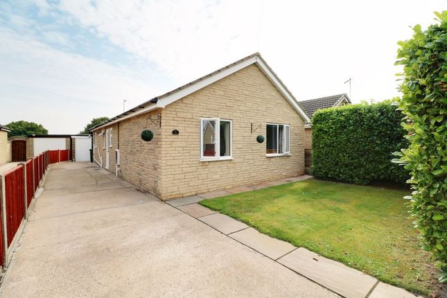 3 bed detached bungalow for sale in Lindsey Court, Epworth, Doncaster DN9