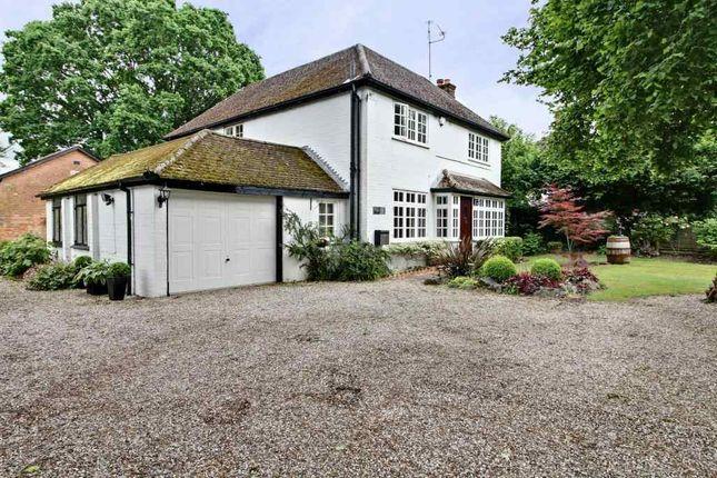 Thumbnail Detached house for sale in Newnham Road, Newnham, Hook
