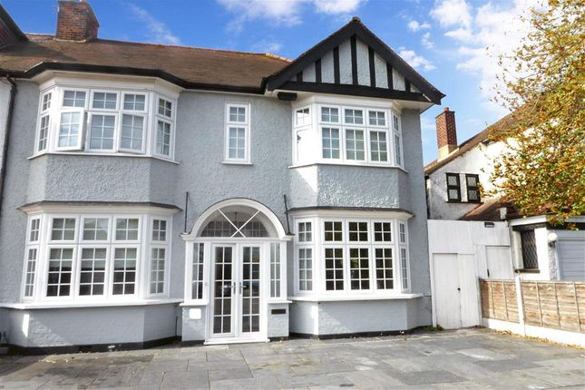 Thumbnail Semi-detached house for sale in Draycot Road, London