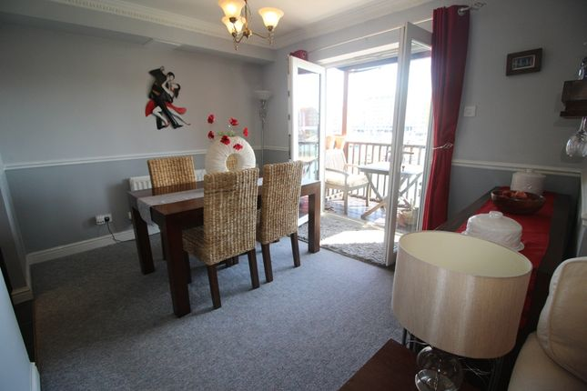Dining Area of Madeira Way, South Harbour, Eastbourne BN23