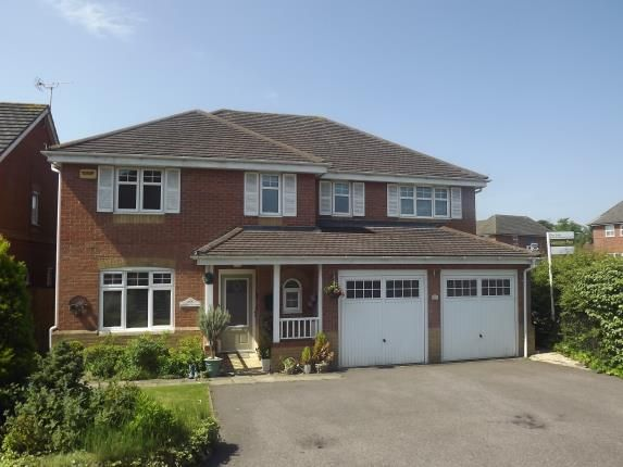 Thumbnail Detached house for sale in Beggarwood, Basingstoke, Hampshire