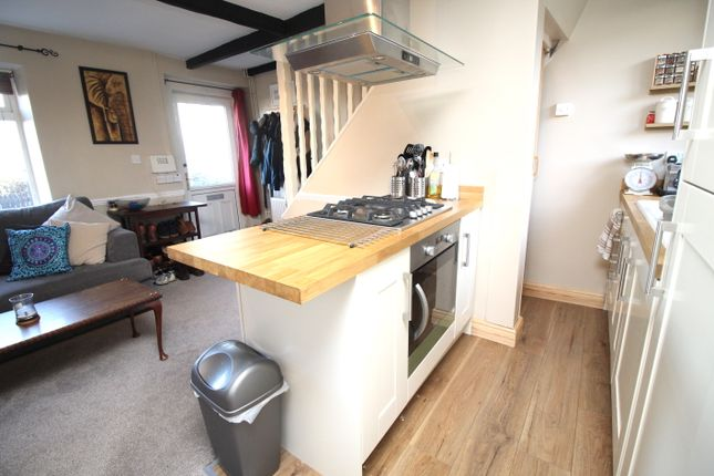 Thumbnail End terrace house to rent in Turkey Hill, Pudsey