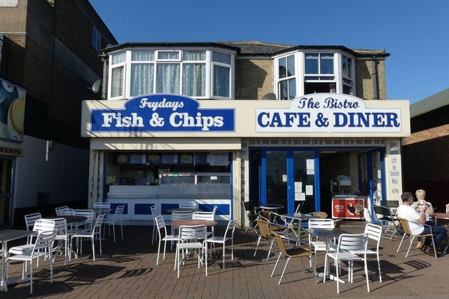 Thumbnail Restaurant/cafe to let in Cerdic Place, Marine Parade, Great Yarmouth
