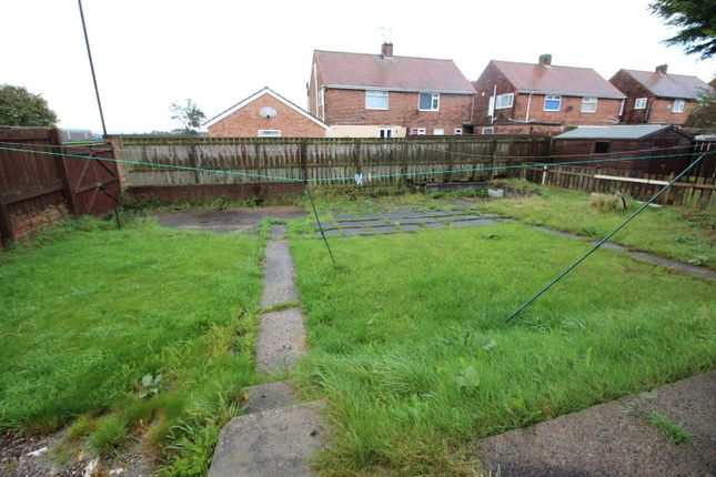 Garden 1 of Tosson Place, North Shields, Tyne And Wear NE29