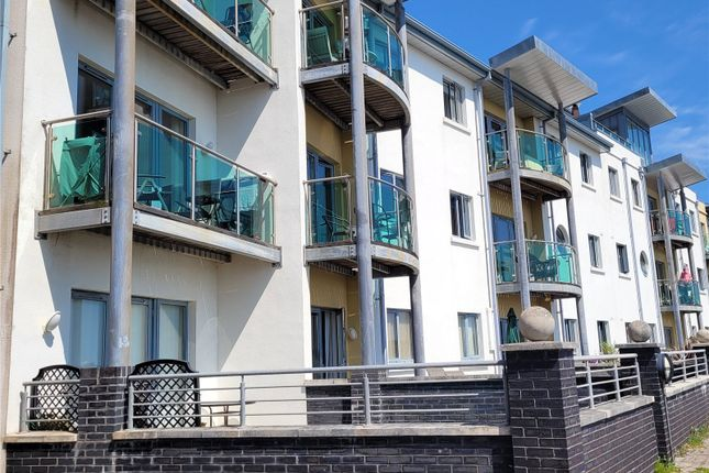 Thumbnail Flat for sale in Smoke House Quay, Milford Haven, Pembrokeshire