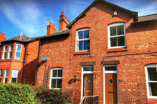 Thumbnail Terraced house for sale in Whitchurch Road, Great Boughton, Chester