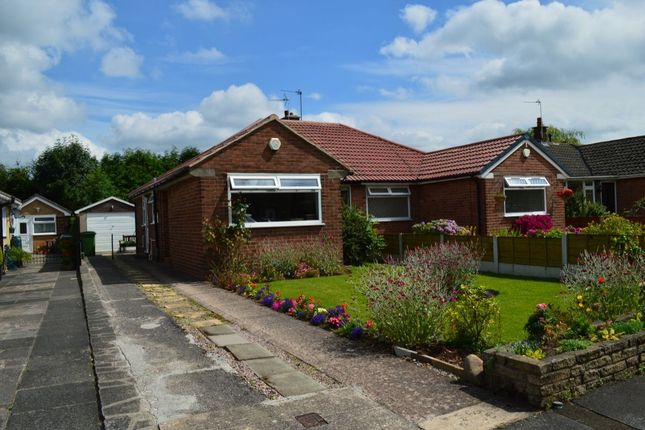 Thumbnail Bungalow to rent in Cherry Tree Drive, Hazel Grove, Stockport