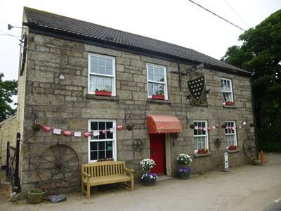 Thumbnail Pub/bar for sale in The New Inn (Leasehold), Wendron, Helston