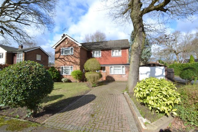 Thumbnail Property for sale in Dartnell Park Road, West Byfleet