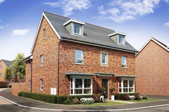 Thumbnail Detached house for sale in Oakwood Grange, Griffin Way, Hook