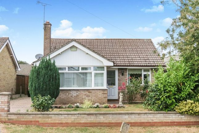 Thumbnail Detached bungalow for sale in Westwood Drive, Bourne