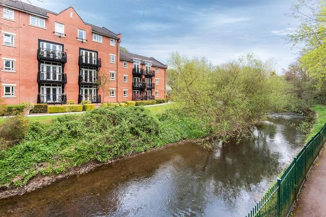 2 bed flat for sale in Mill Green, Congleton CW12