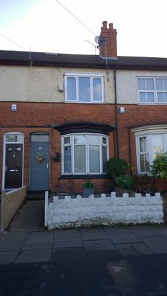Thumbnail Terraced house for sale in Wharfdale Road, Tyseley